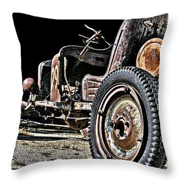 C206 Throw Pillow