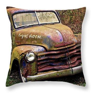 C210 Throw Pillow