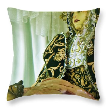 The Philippines Throw Pillows