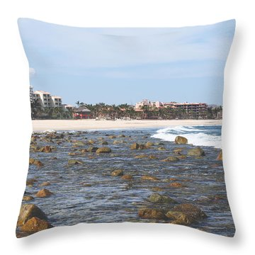 Cabos Throw Pillow