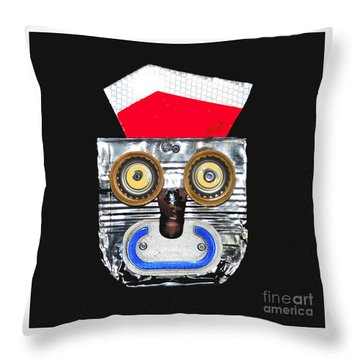 Cadet Throw Pillow