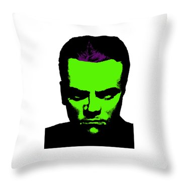 Cagney 2 Throw Pillow