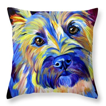 Cairn - Neiman Throw Pillow