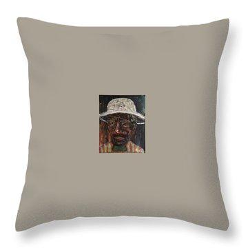 Cajun Throw Pillow