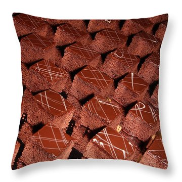 Cakes 1 Throw Pillow