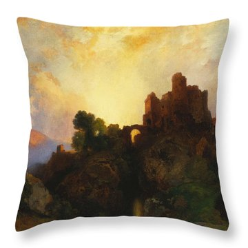Caledonia Throw Pillow