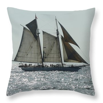 California Dreaming 1 Throw Pillow