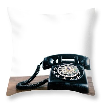 Call Me Let's Do Work. Throw Pillow