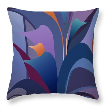 Calla Collection Throw Pillow