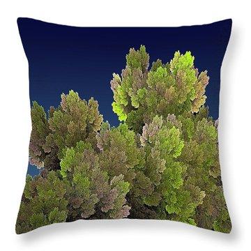 Callahan Grove Spring Throw Pillow