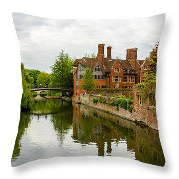 Cambridge Serenity Throw Pillow