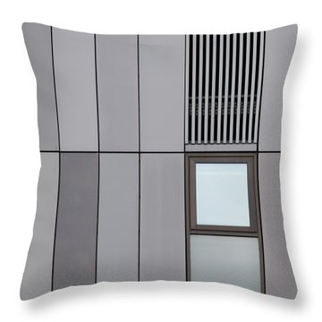 Cambridge Window Throw Pillow
