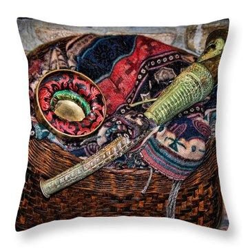 Camelback 8845 Throw Pillow