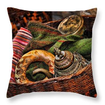 Camelback 8848 Throw Pillow