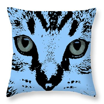Camelot Portrait Throw Pillow