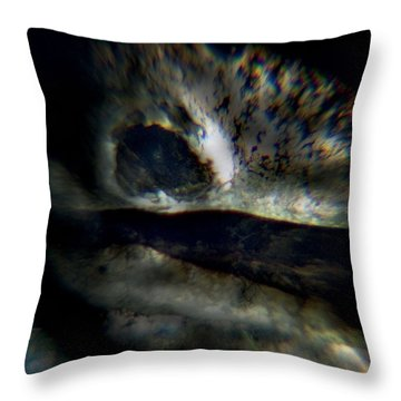 Camptosaurus Throw Pillow
