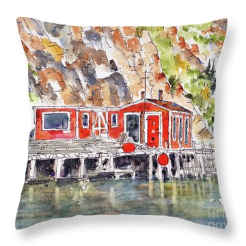 Canada 150 Newfoundland Labrador Throw Pillow