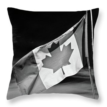 Canada Throw Pillow