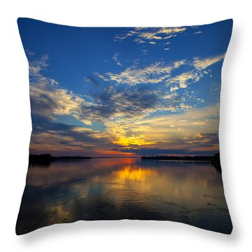 Canada Your's To Discover Throw Pillow