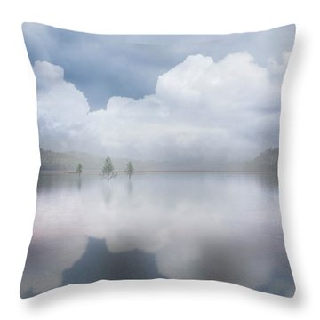 Ocoee Throw Pillows