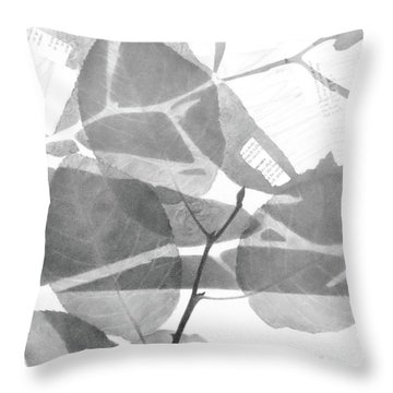 Canopy No.1 Throw Pillow