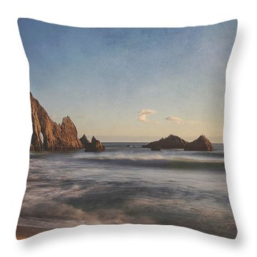 Can't Take My Mind Off Of You Throw Pillow