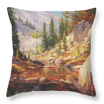 Cantata Throw Pillow