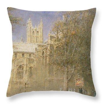 Canterbury Throw Pillows