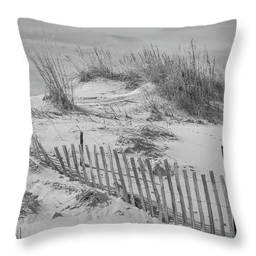 Cape Charles Throw Pillow
