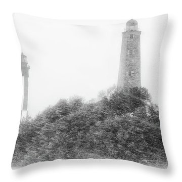 Cape Henry Throw Pillow