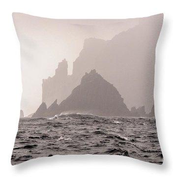 Cape Raoul Throw Pillow