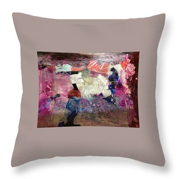 Captain And Company Throw Pillow