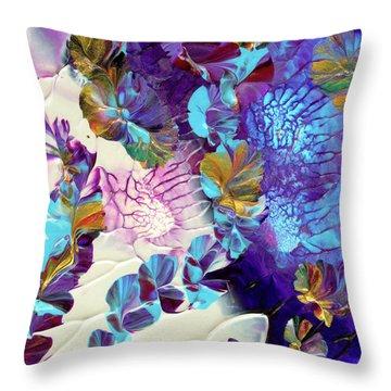 Captivating Throw Pillow