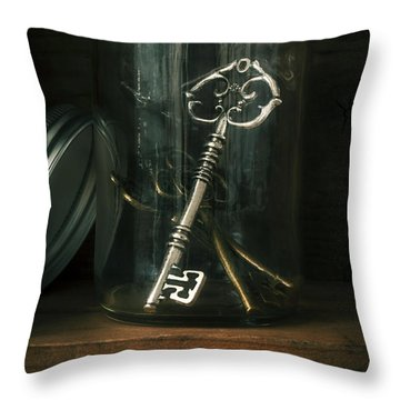 Captive Throw Pillow