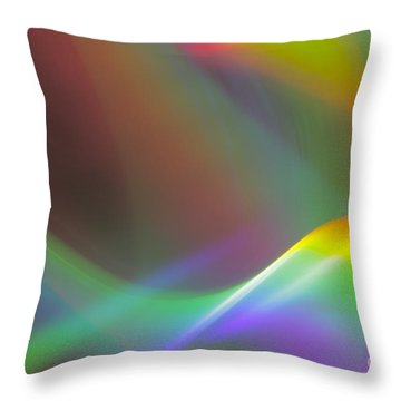 Throw Pillow featuring the photograph Capture The Light by Danica Radman