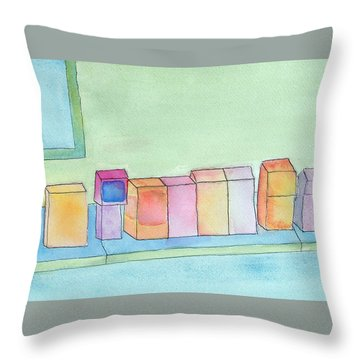 Care For A Newspaper? Throw Pillow