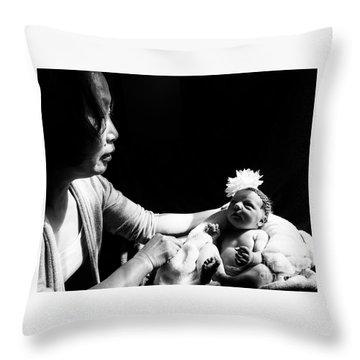 Love At First Sight Throw Pillow