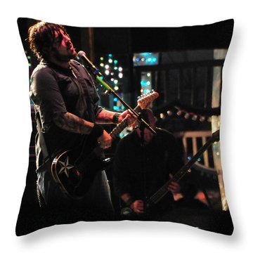 Careless Whisper Throw Pillow