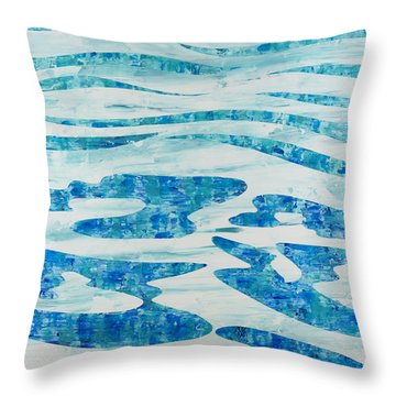 Serenity Throw Pillows
