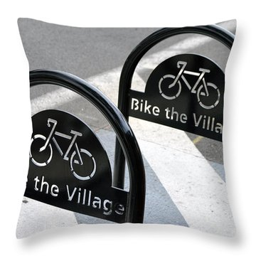 Carlsbad Ca 24 Throw Pillow