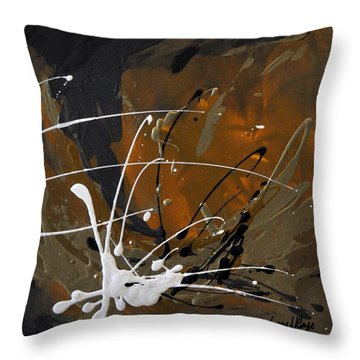 Carnival 2 Throw Pillow