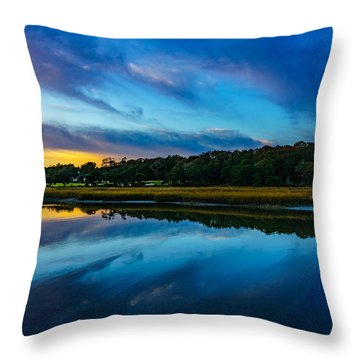 Carolina Throw Pillow