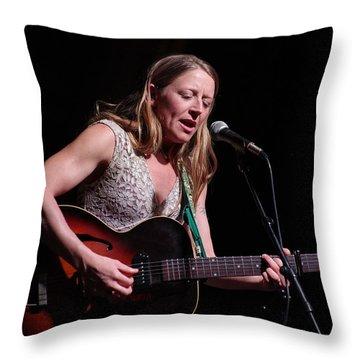 Carrie Elkin Throw Pillow