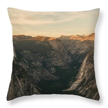 Carved Beauty Throw Pillow by Kristopher Schoenleber
