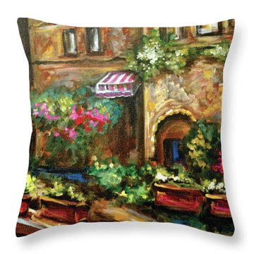 Casa Bella Throw Pillow