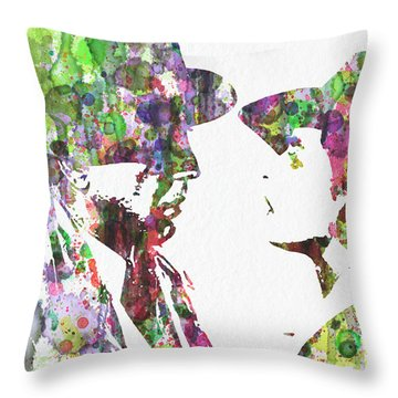 Casablanca 2  Throw Pillow