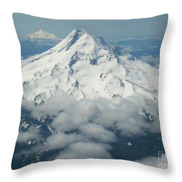 Cascadia Throw Pillow