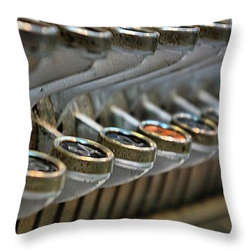 Cash Only Please....lol Throw Pillow by John S