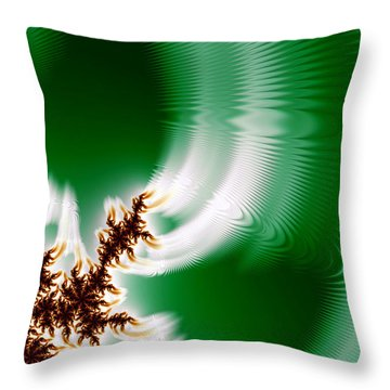 Cast A Spell Throw Pillow
