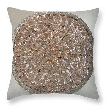Castle Rose 01 Throw Pillow